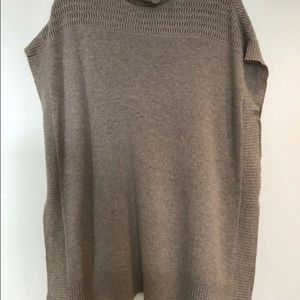 Velvet by Graham & Spencer Sweaters - Velvet Graham & Spencer Quinny Cashmere Poncho